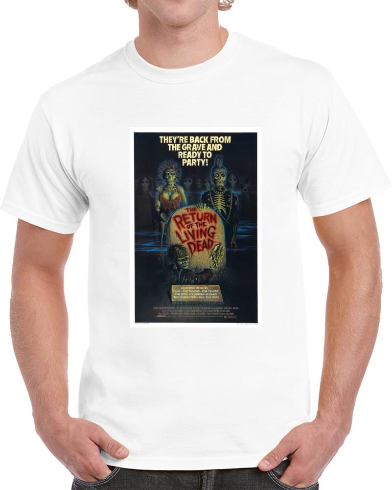 P24jx3gr 1980s Classic Vintage Movie Poster T-shirt