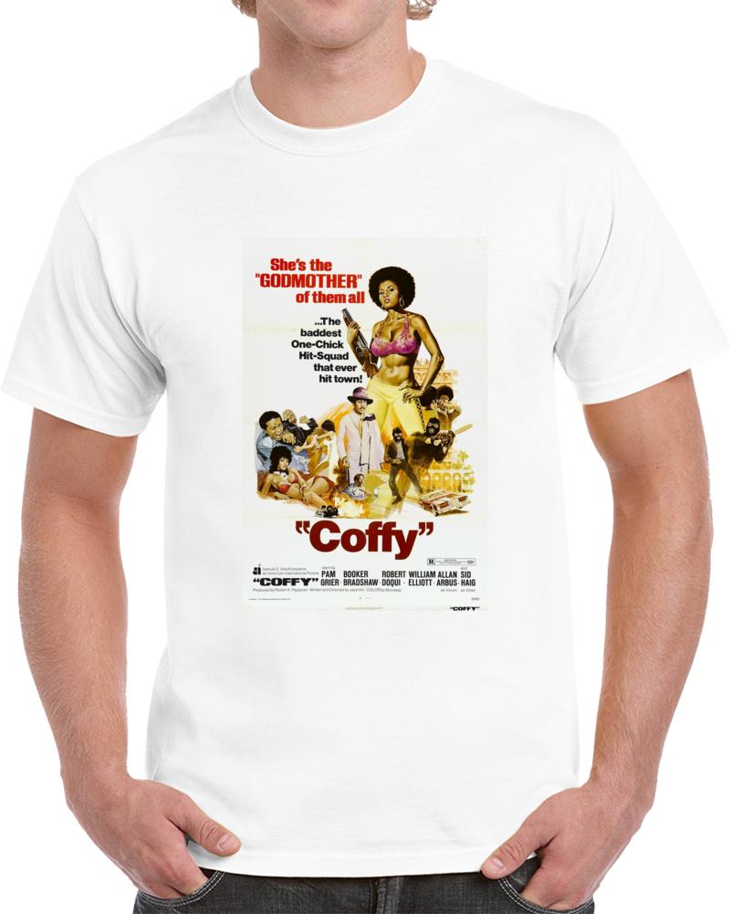 Ymqaml6c 1970s Classic Vintage Movie Poster T-shirt