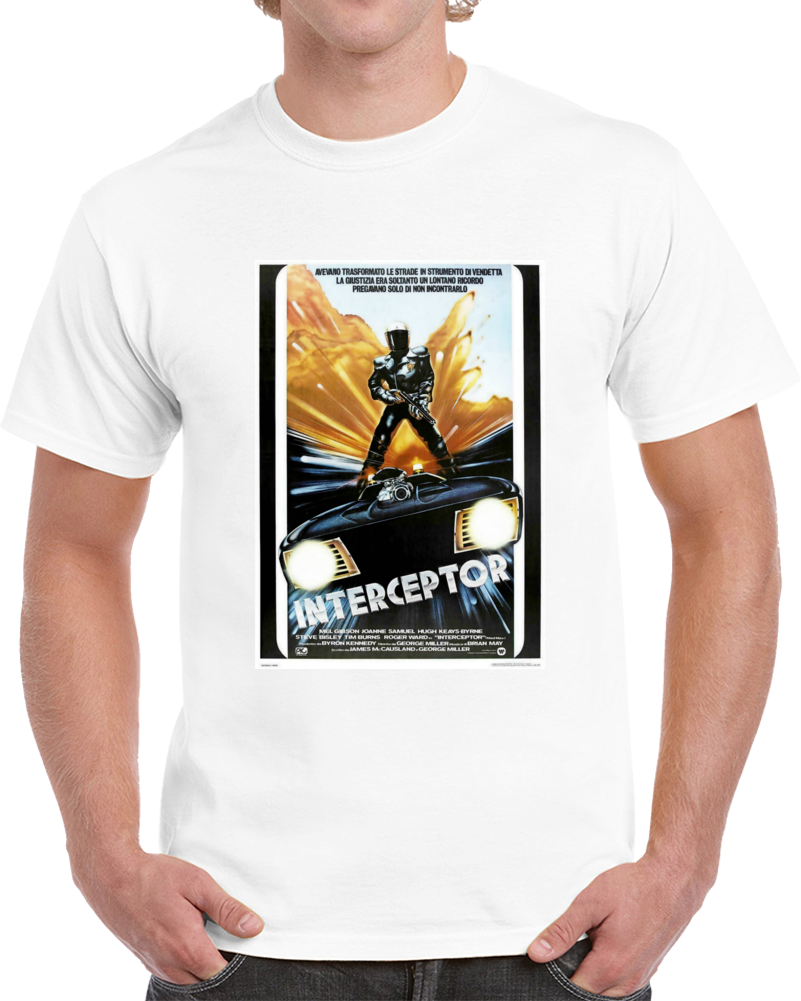 7f8bnsdn 1970s Classic Vintage Movie Poster T-shirt