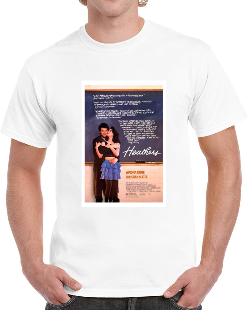 Usprlxa3 1980s Classic Vintage Movie Poster T-shirt