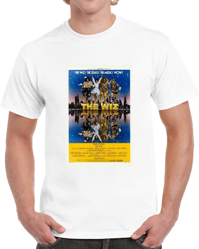 4u8xqau4 1970s Classic Vintage Movie Poster T-shirt