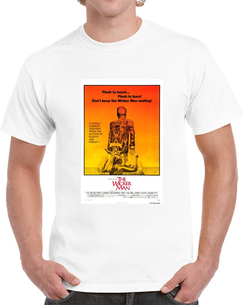 Pu823z8c 1970s Classic Vintage Movie Poster T-shirt