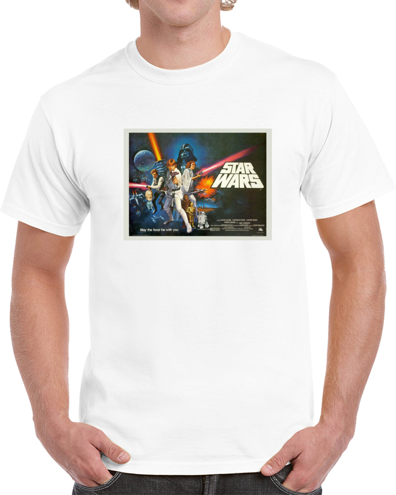 Xdrrb4wd 1970s Classic Vintage Movie Poster T-shirt