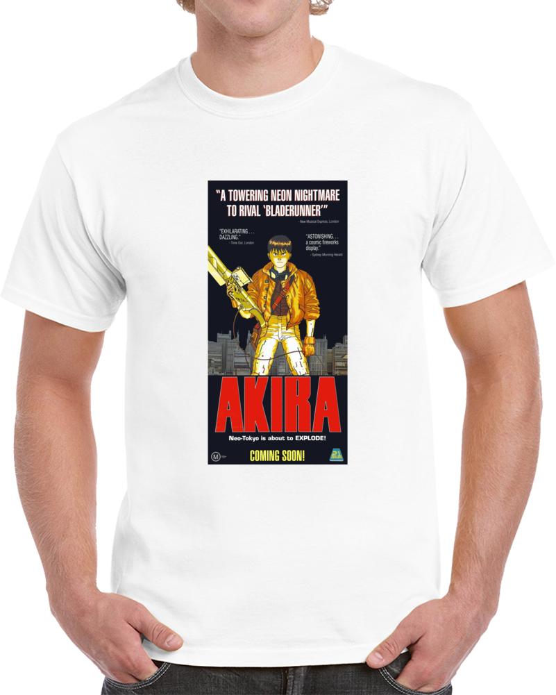 Dakzzark 1980s Classic Vintage Movie Poster T-shirt