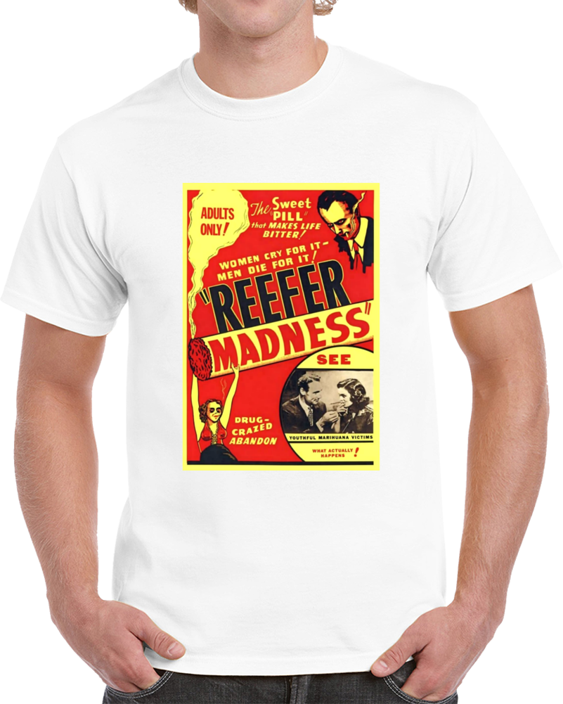 Qhwy3ul5 1930s Classic Vintage Movie Poster T-shirt