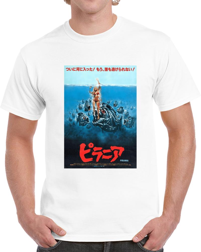 W9urw3ks 1970s Classic Vintage Movie Poster T-shirt