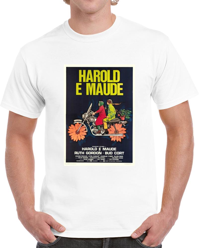 Ac9bq2qp 1970s Classic Vintage Movie Poster T-shirt