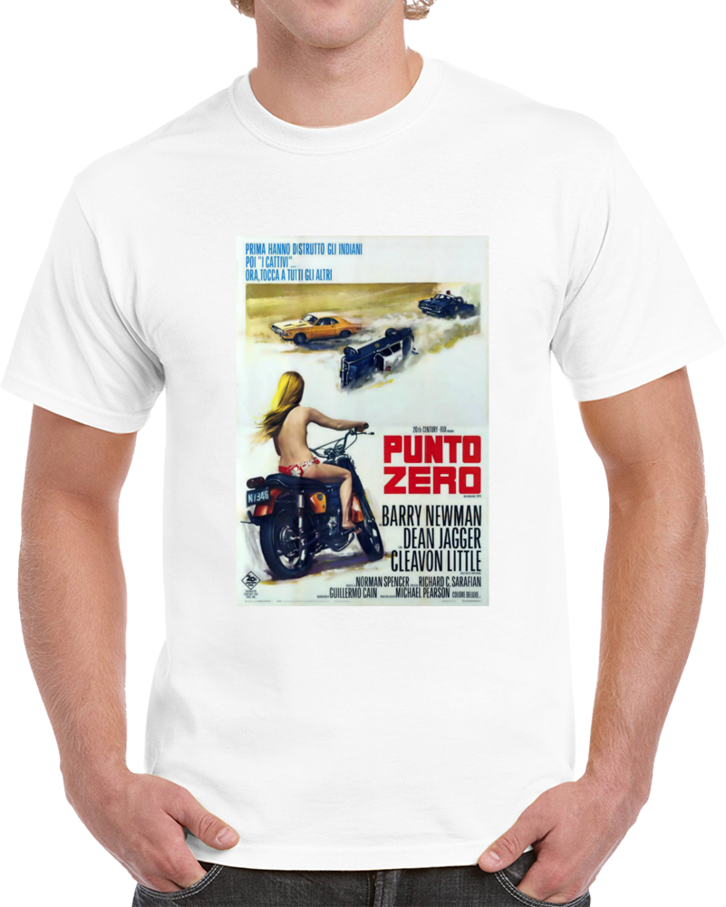 2ecfuw9r 1970s Classic Vintage Movie Poster T-shirt