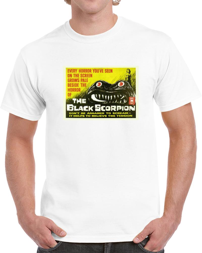 22gnlp67 1950s Classic Vintage Movie Poster T-shirt