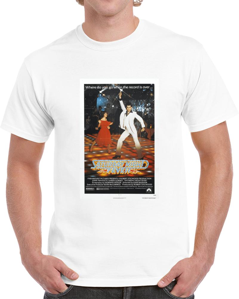 Mplajn37 1970s Classic Vintage Movie Poster T-shirt