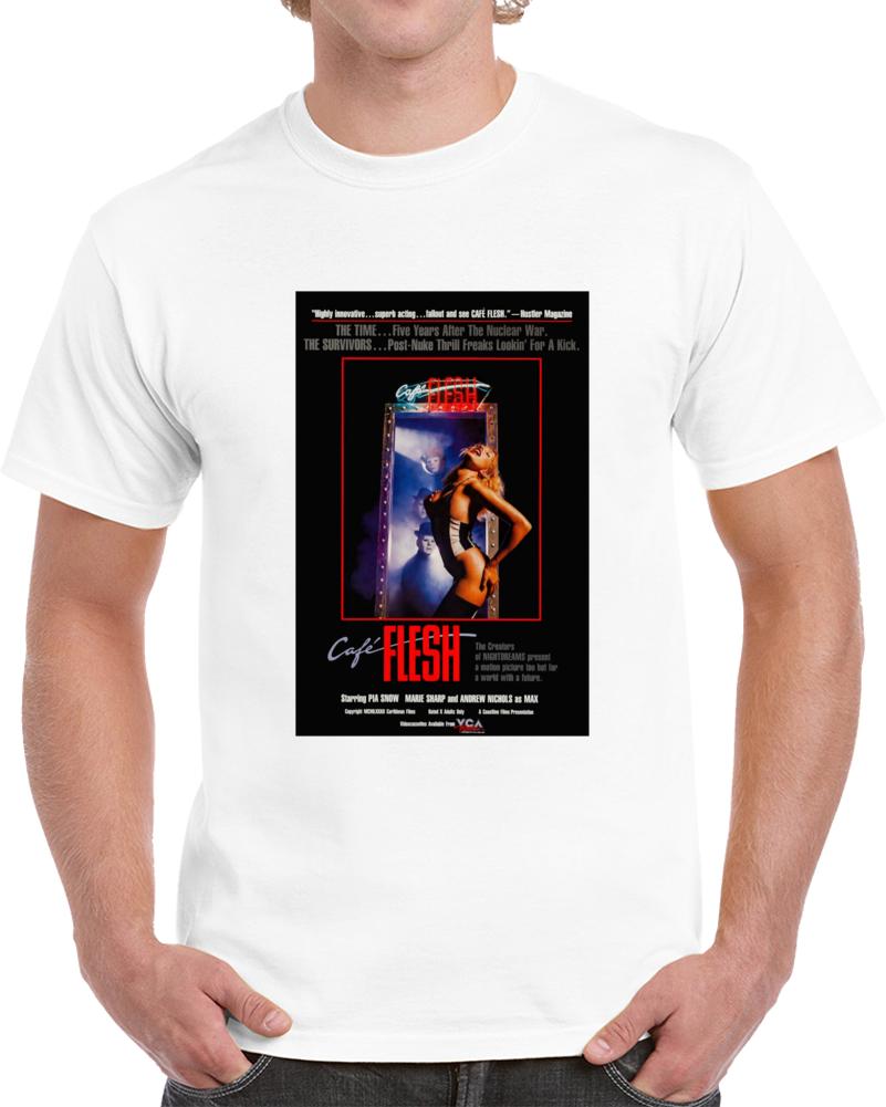 Txjnn6ll 1980s Classic Vintage Movie Poster T-shirt