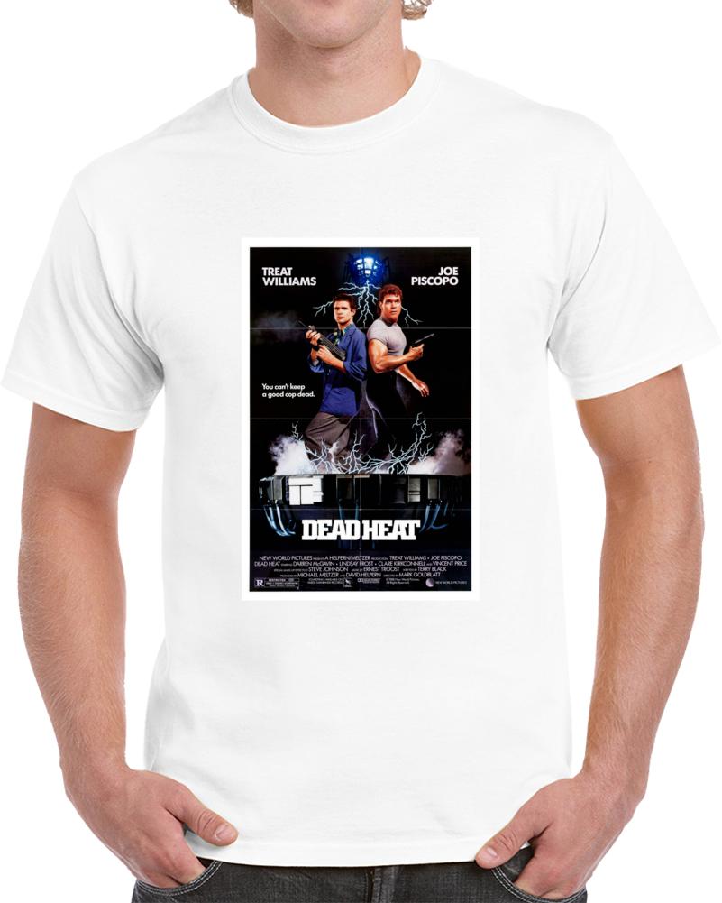 Z3hrddmp 1980s Classic Vintage Movie Poster T-shirt