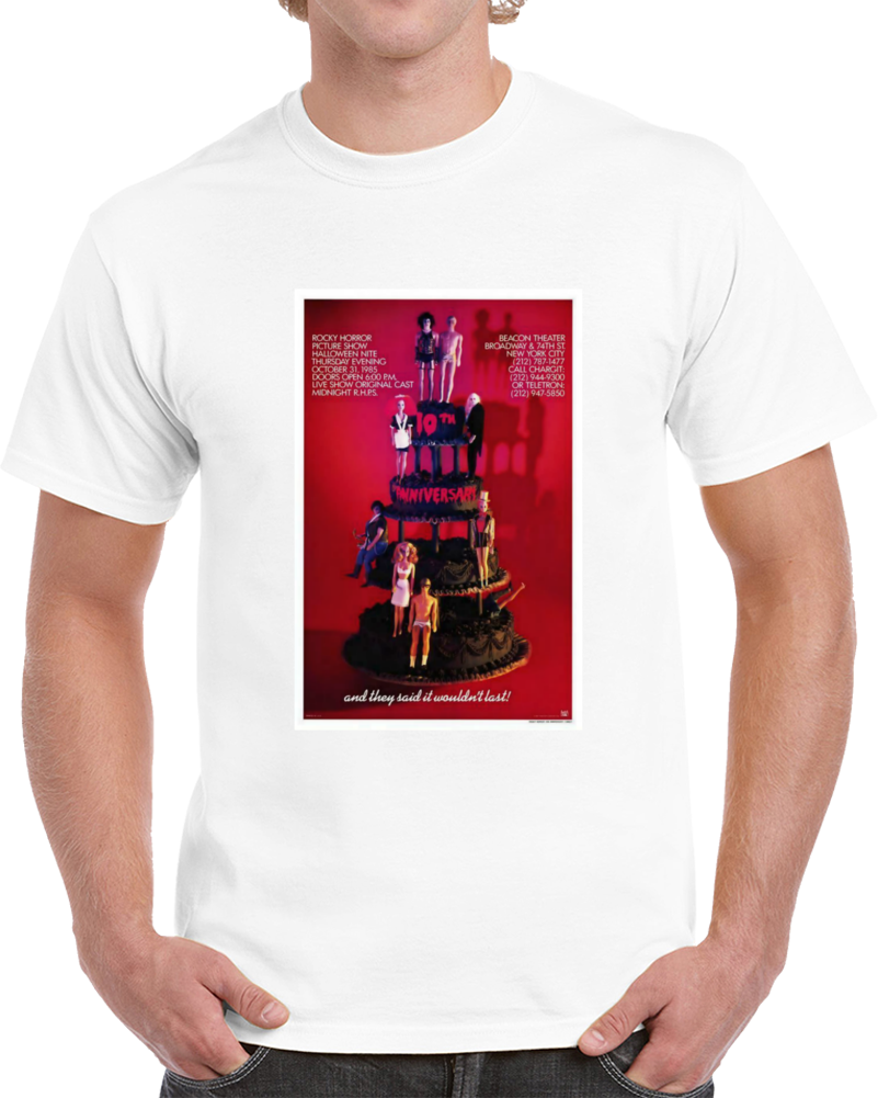 Chxcwbhk 1970s Classic Vintage Movie Poster T-shirt