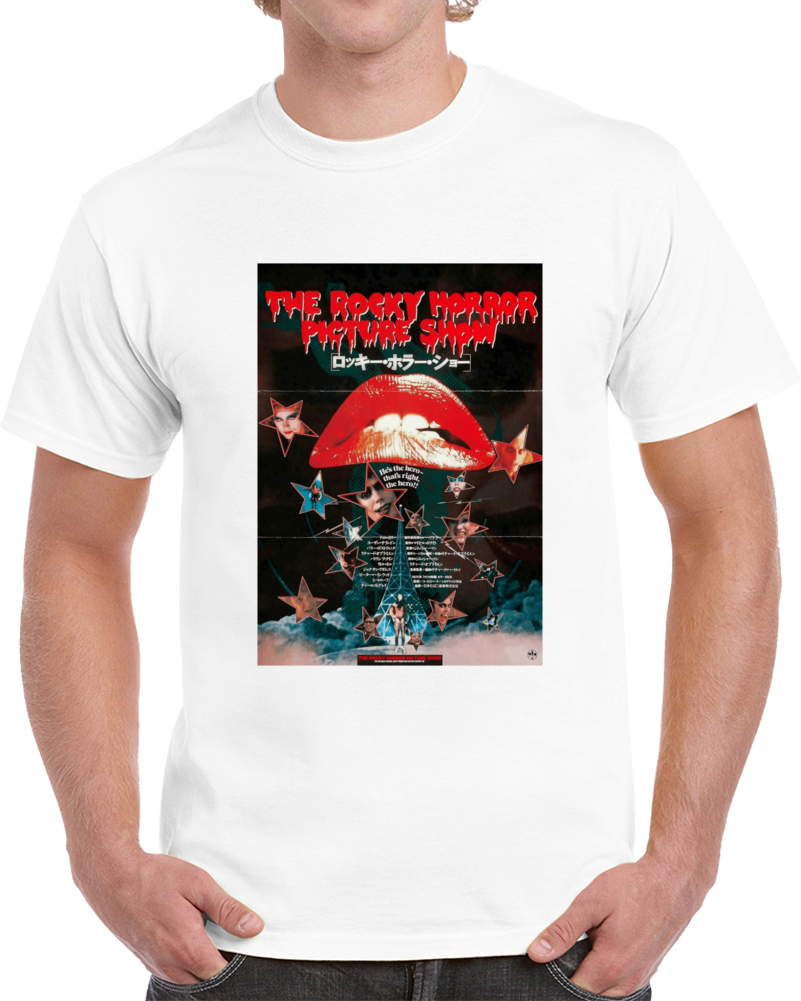2p5sd3vk 1970s Classic Vintage Movie Poster T-shirt