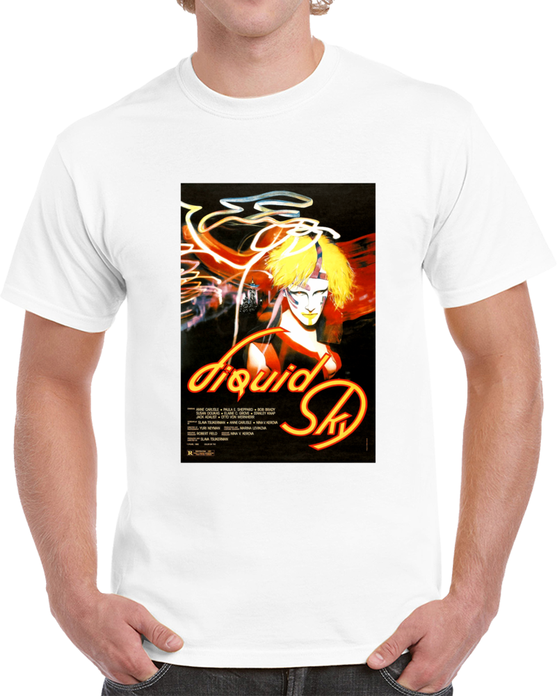 Wfcbhzvg 1980s Classic Vintage Movie Poster T-shirt