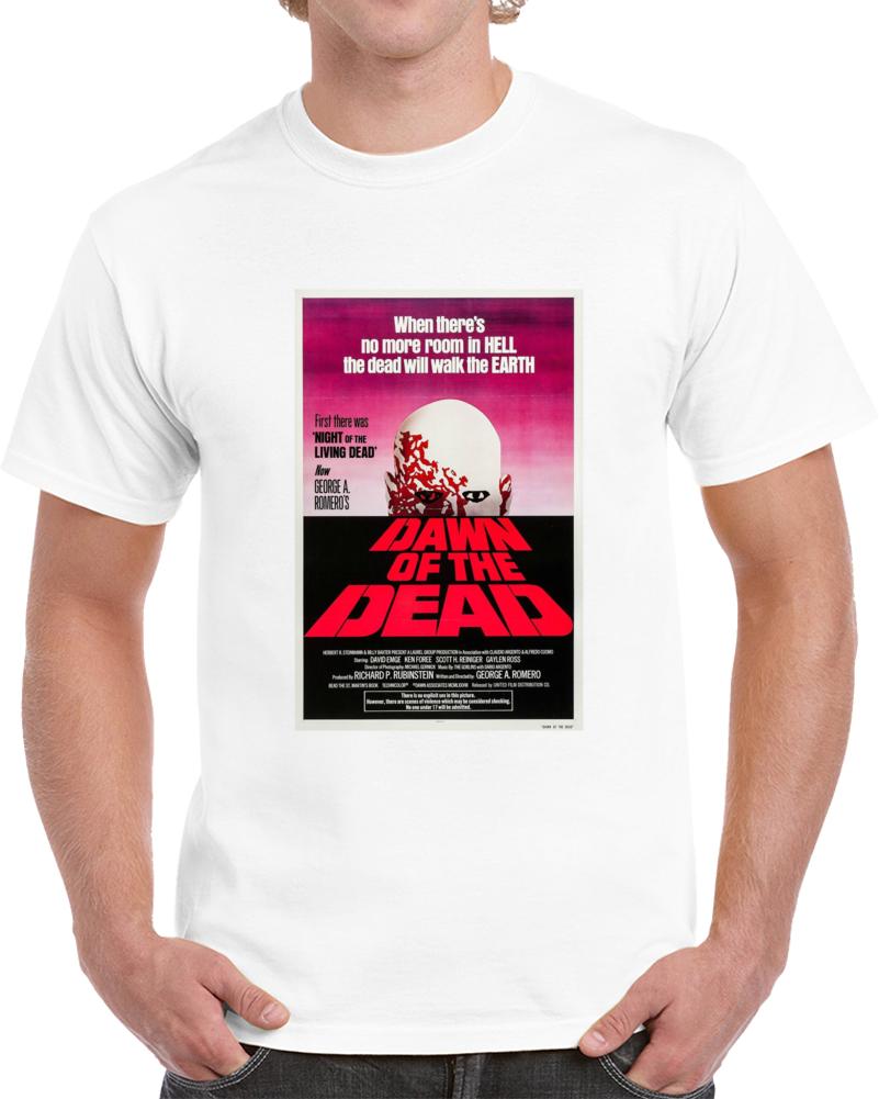 Xs58t8rj 1970s Classic Vintage Movie Poster T-shirt