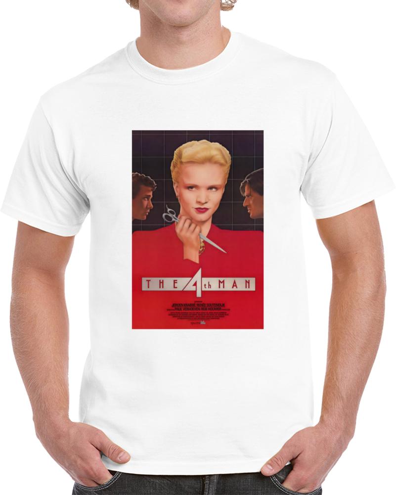 Ezaer7te 1980s Classic Vintage Movie Poster T-shirt