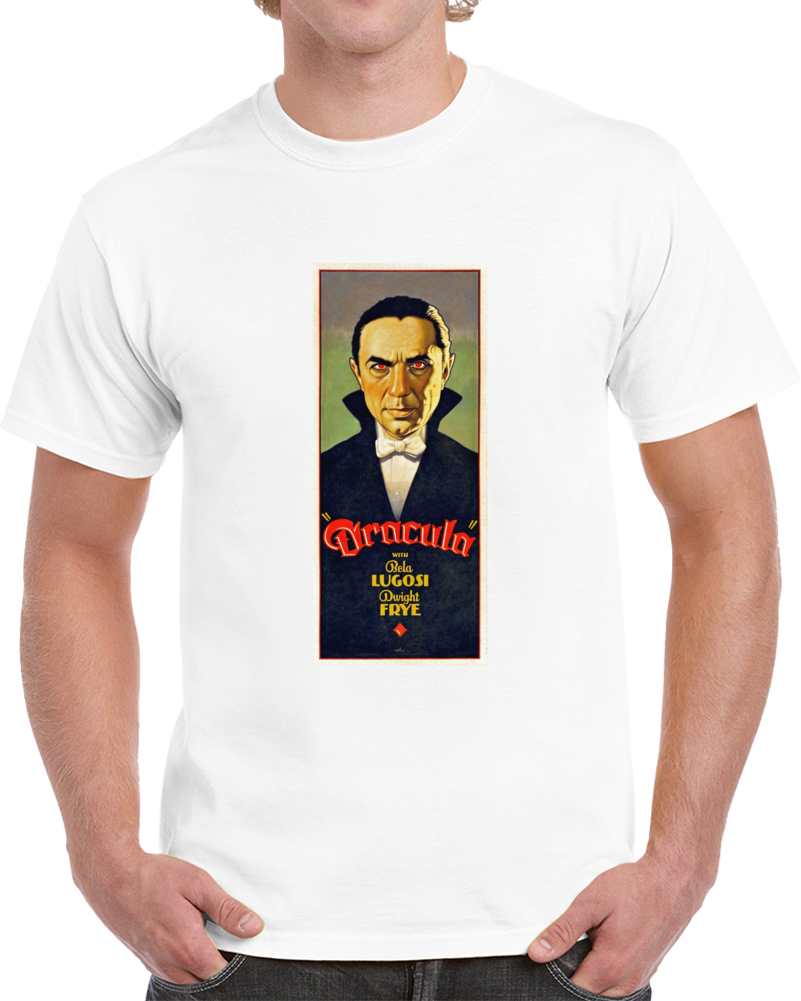 Lrlzmlyh 1930s Classic Vintage Movie Poster T-shirt