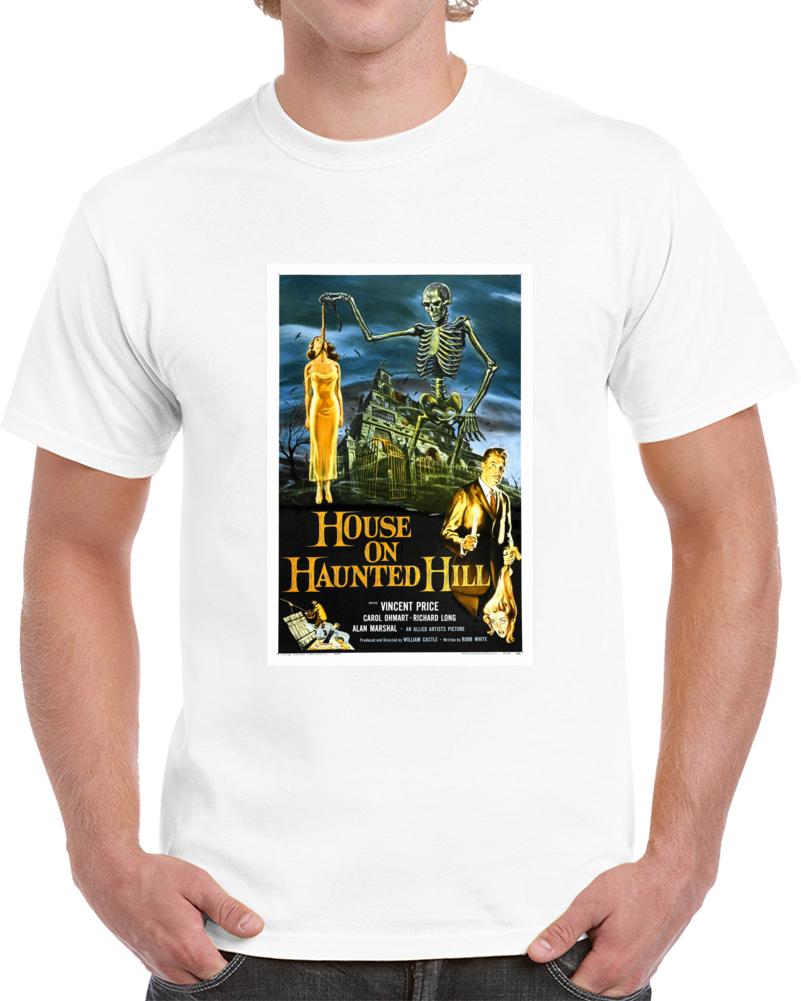 3rzdwtr3 1950s Classic Vintage Movie Poster T-shirt