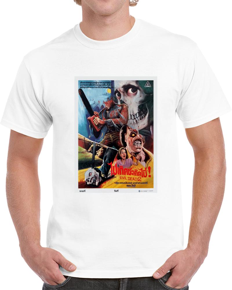 9esnvxm6 1980s Classic Vintage Movie Poster T-shirt