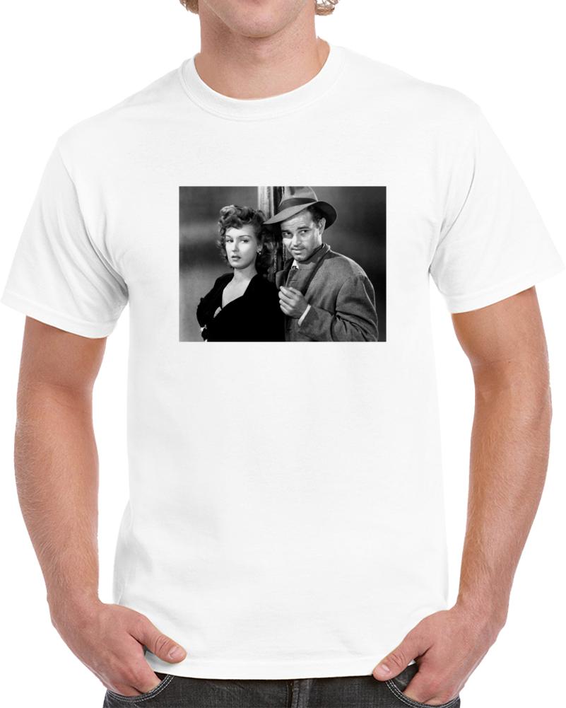 9slq9crh 1940s Classic Vintage Movie Poster T-shirt