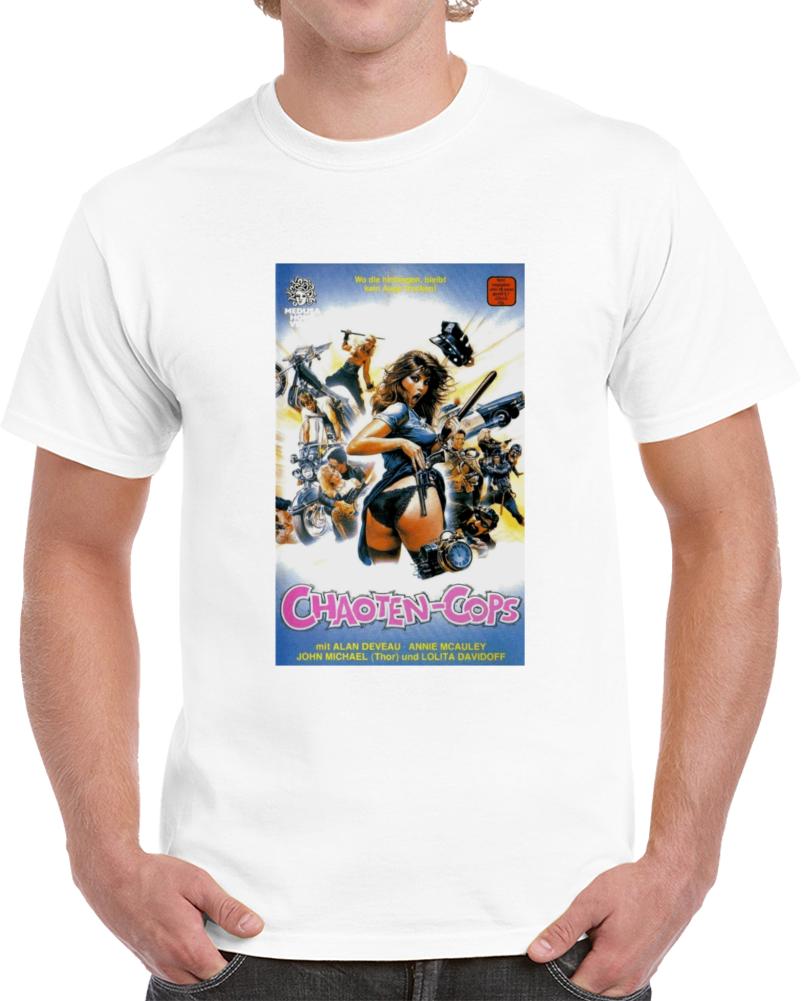 Ztfh8vwr 1980s Classic Vintage Movie Poster T-shirt