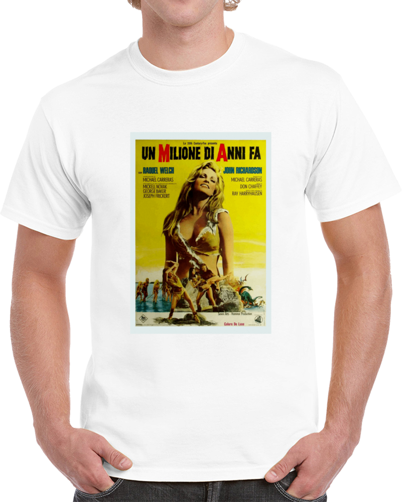 Xlgmtr5a 1960s Classic Vintage Movie Poster T-shirt