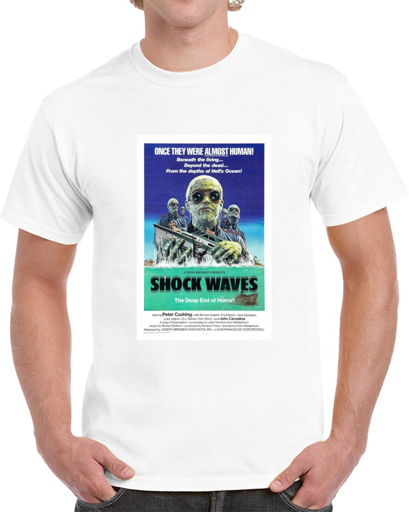 R85e8aux 1970s Classic Vintage Movie Poster T-shirt