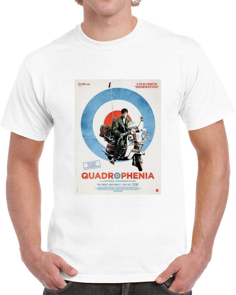 Lktatdfp 1970s Classic Vintage Movie Poster T-shirt