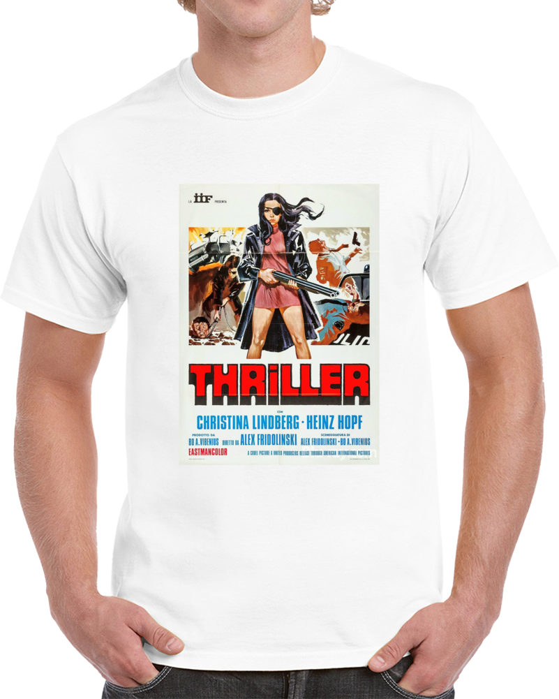 2tflaaxy 1970s Classic Vintage Movie Poster T-shirt
