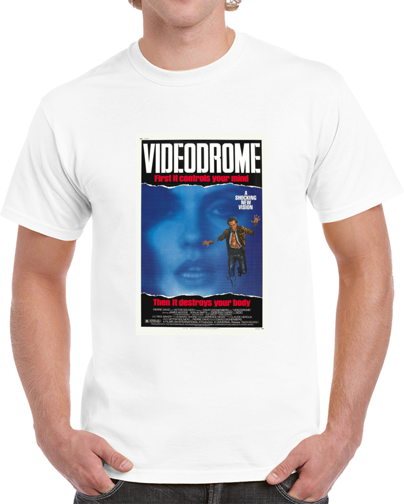 9wbuwbae 1980s Classic Vintage Movie Poster T-shirt