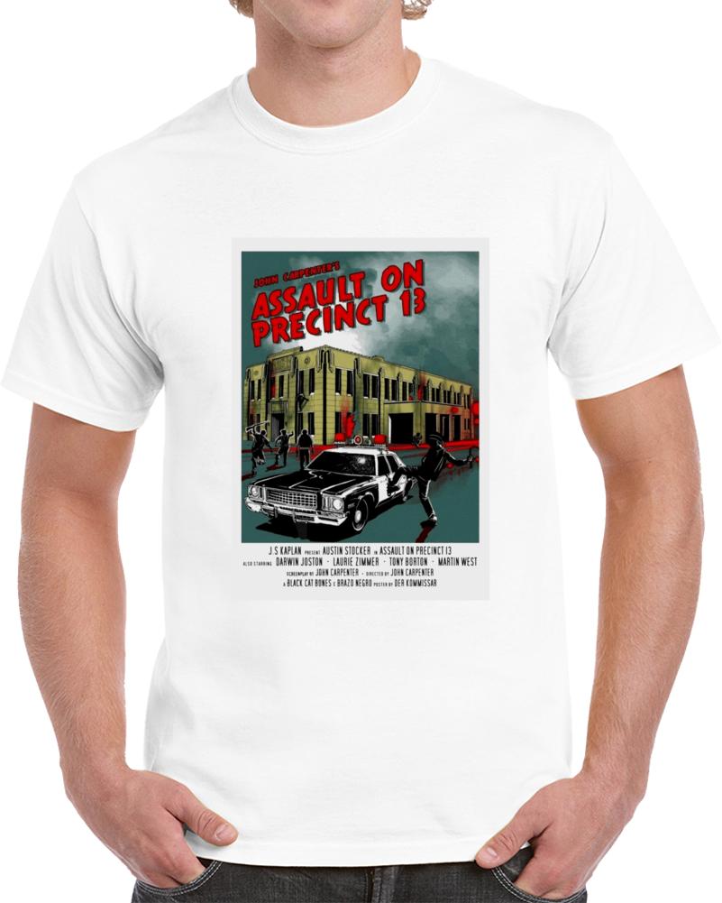 Bb5bfrb4 1970s Classic Vintage Movie Poster T-shirt