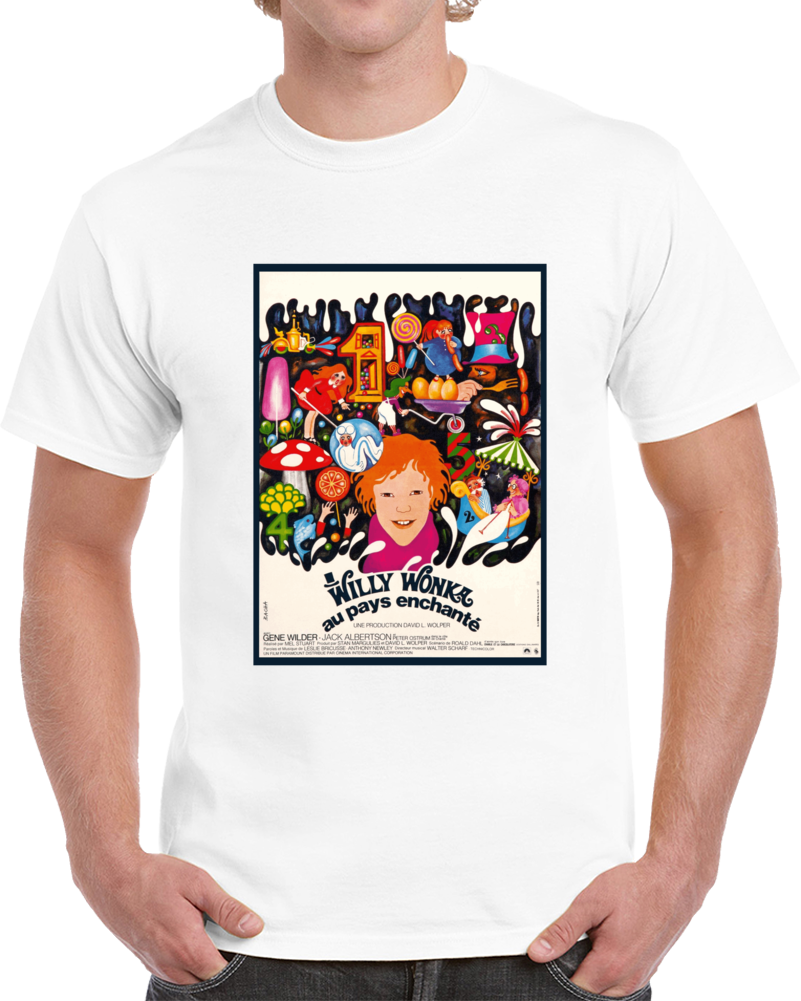 Lc3epj8c 1970s Classic Vintage Movie Poster T-shirt