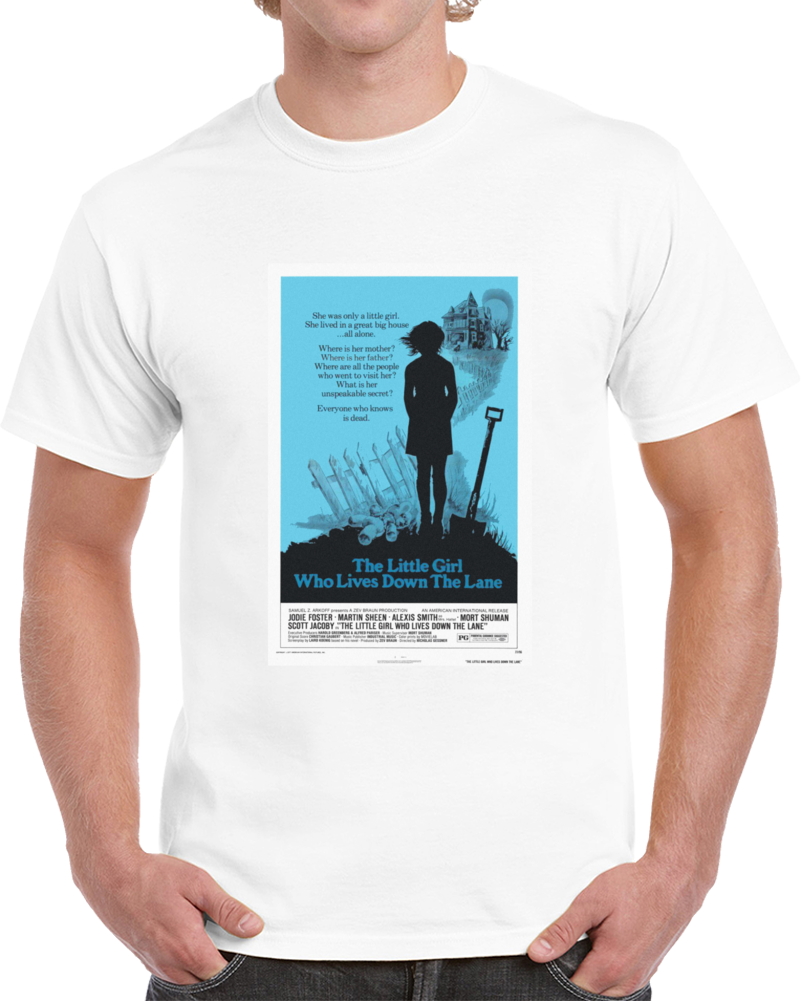 Myhgpzpw 1970s Classic Vintage Movie Poster T-shirt