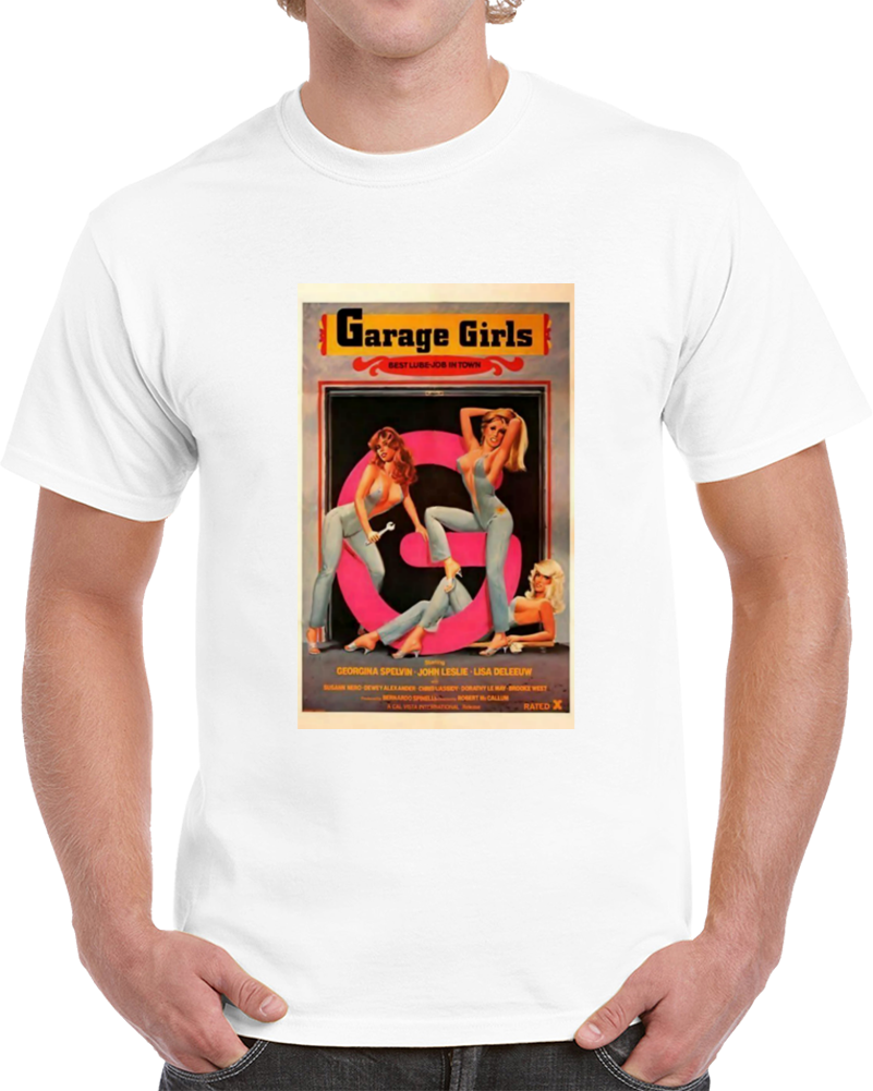 Ukprxjil 1980s Classic Vintage Movie Poster T-shirt