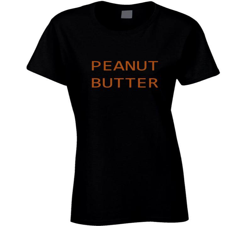 Peanut Butter K. Jenner Funny Food T Shirt