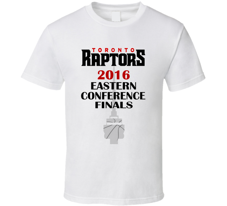 Toronto National Basketball Eastern Conference Finals 2016 vs Cleveland Fan T Shirt