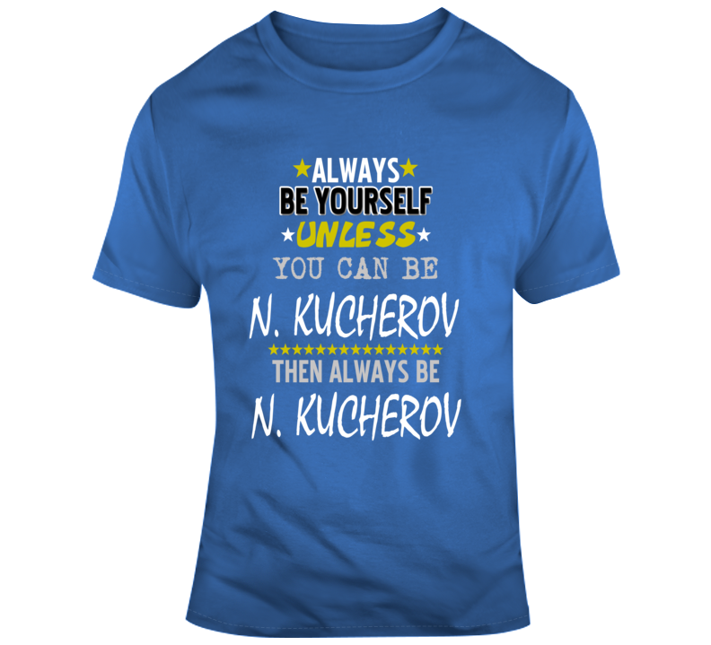 Nikita Kucherov Hart Trophy Hockey Fan Funny Gift T Shirt