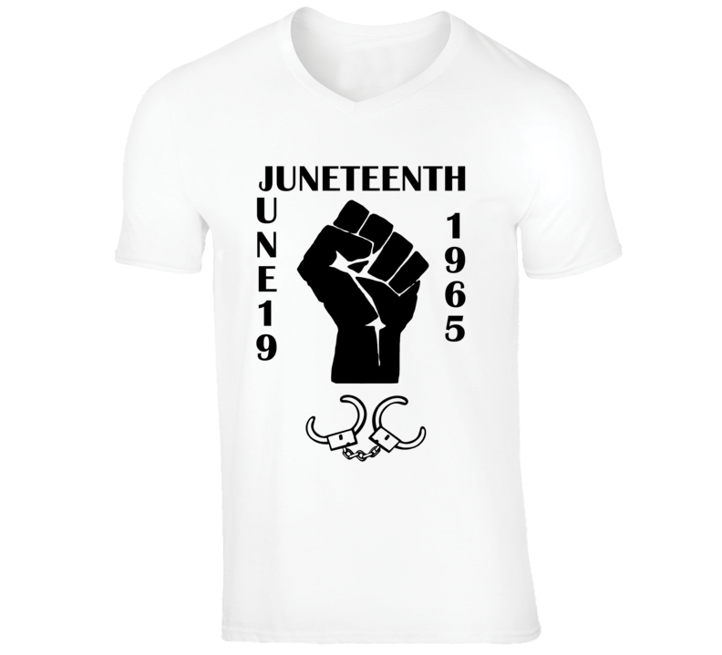 Juneteenth Texas Freedom Celebration Independence Day Civil War T Shirt