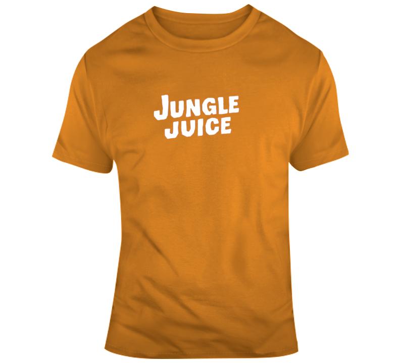 Jungle Juice Logo Funny Drink T Shirt