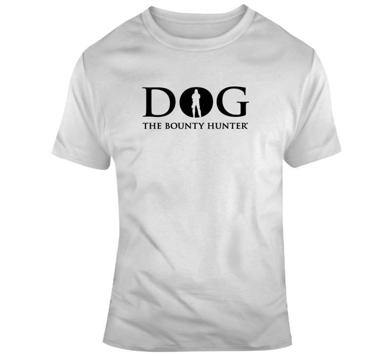 Dog The Bounty Hunter Crime Tv Show Funny Fan T Shirt