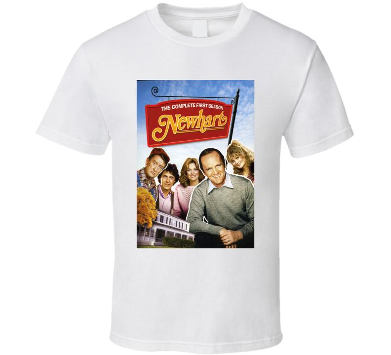 Newhart Tv Show 80's Classic Essential Fan Gift T Shirt