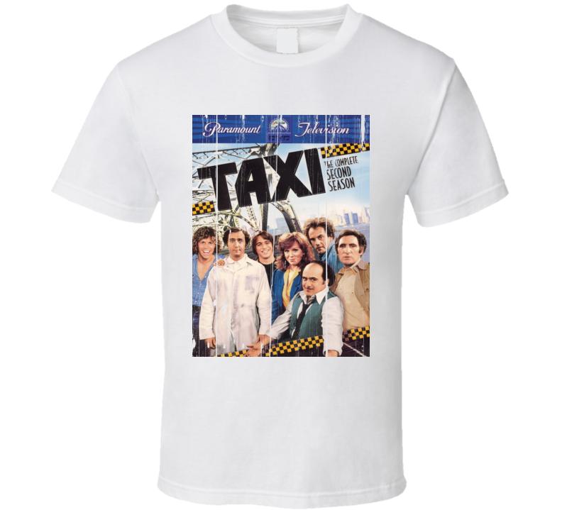 Taxi Tv Show 70's 80's Retro Funny Fan Gift T Shirt