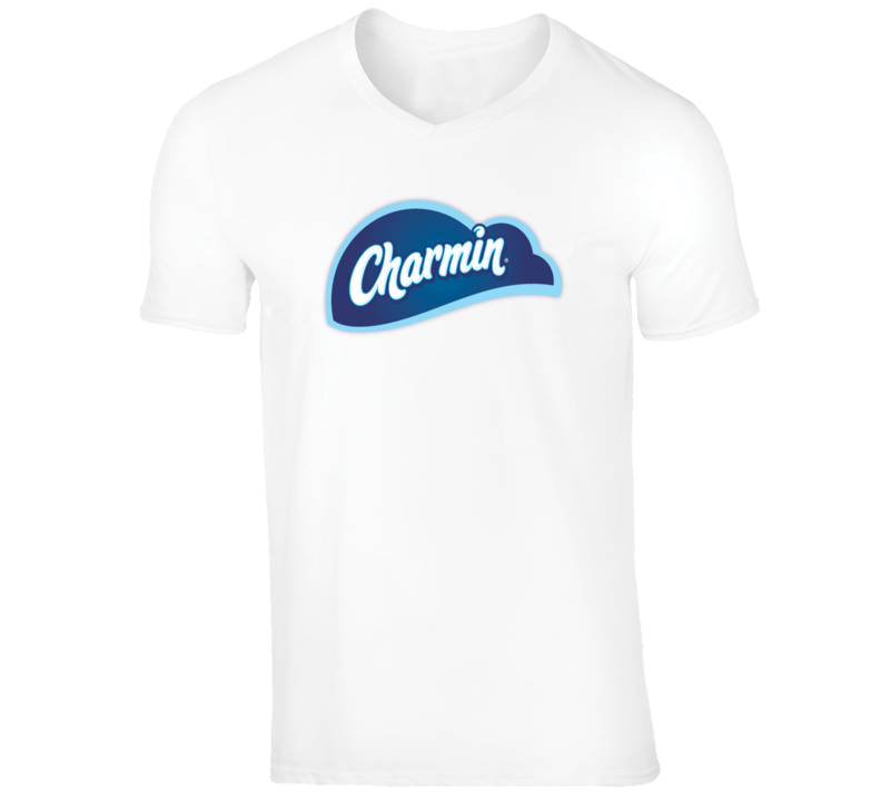 Charmin Toilet Paper Bathroom Essential Funny Gift T Shirt