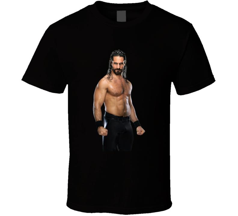 Seth Rollins Wwe Fan Gift T Shirt