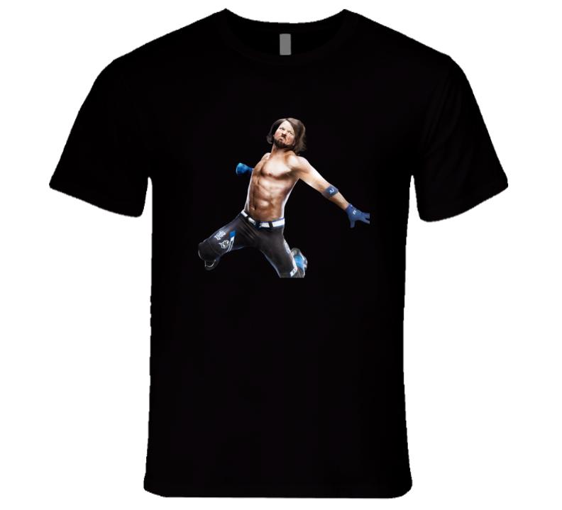 Aj Styles Wwe Funny Fan Gift T Shirt