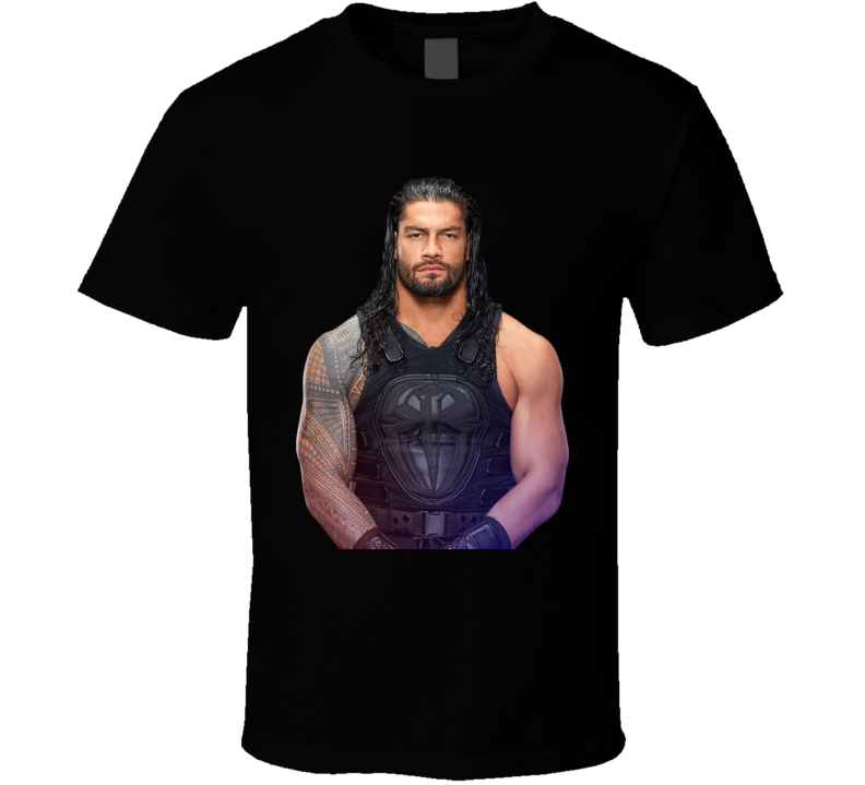 Roman Reigns Wwe Fan Essential Gift T Shirt