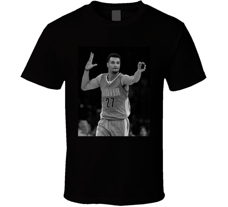 Jamal Murray Denver American Basketball Fan Gift T Shirt