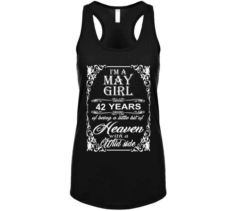 May Girl 42 Heaven and Wild Side Light Tanktop