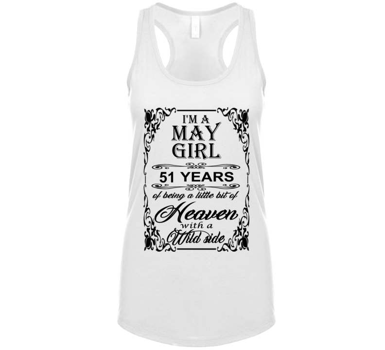 May Girl 51 Heaven and Wild Side Tanktop